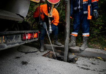 Cleaning Drains